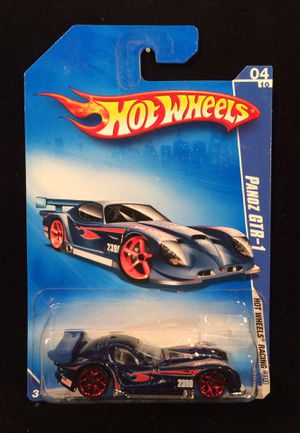 HOT WHEELS VHTF 2009 RACING SERIES PANOZ GTR-1 for Sale in Fort Worth, TX
