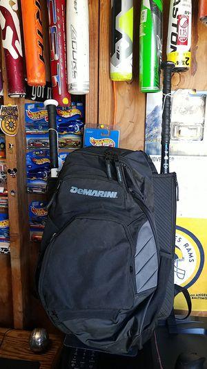 Baseball/softball De Marini Junior Backpack for Sale in Whittier, CA