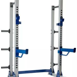 fitness gear squat rack and heavy duty adjustable bench for Sale in Seattle, WA