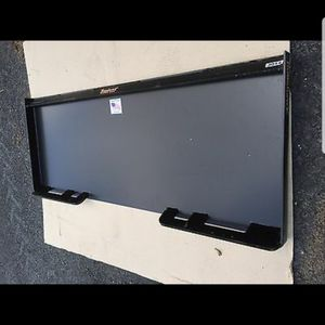 Skid Steer Universal Blank Plate for Sale in Port Jefferson Station, NY