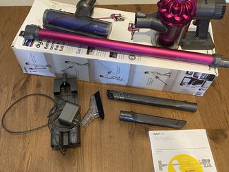 Dyson V6 🔥 Motorhead+ Plus Cordless Vacuum Cleaner TOOLS Mount Updated Battery for Sale in Coopersburg,  PA