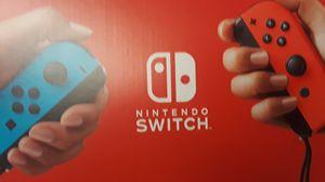 Nintendo switch for Sale in Brockton, MA