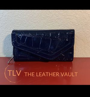 Beautiful Leather Wallets (IG : @theleathervault.915) for Sale in El Paso, TX