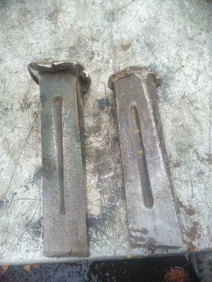 2 cuñas para abrir leña for Sale in Sherwood, OR