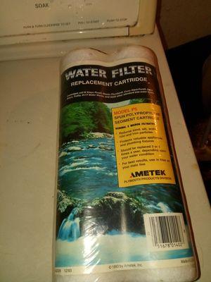 Waterf ilter for Sale in Wichita, KS