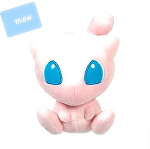 Pok-e-Mon Mew Stuffed Plush Animal for Sale in Bowie, MD