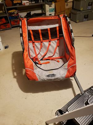 Child bike trailer for Sale in Aurora, CO