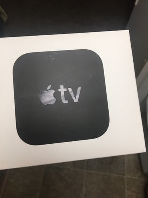 Apple TV for Sale in FORADA, MN