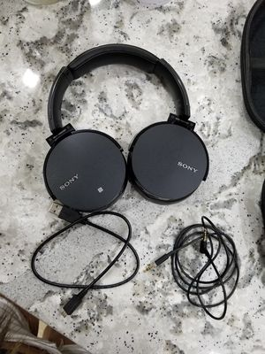 Sony Wireless Headphone MDR-XB950BT Extra Bass for Sale in Washington, DC