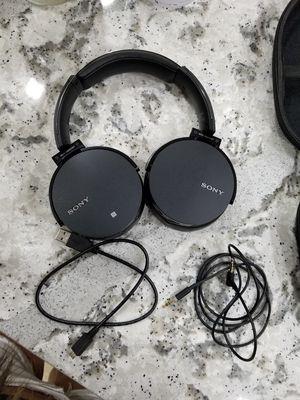 Sony Wireless Headphone MDR-XB950BT Extra Bass for Sale in Washington, DC