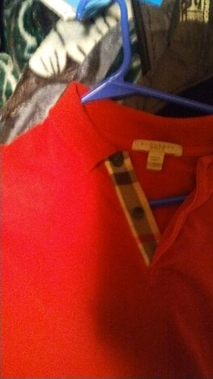 Burberry polos for Sale in Portland, OR