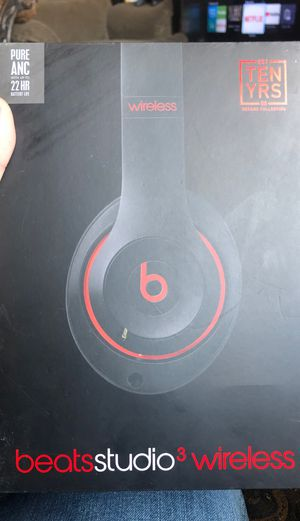 Beats studios 3 wireless for Sale in Hayward, CA
