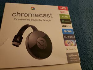 BARELY USED Chromecast - Latest Generation for Sale in Greensboro, NC