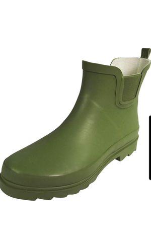 Womens Ankle Rain Boots - Ladies Waterproof Winter Spring Garden Boot for Sale in Las Vegas, NV