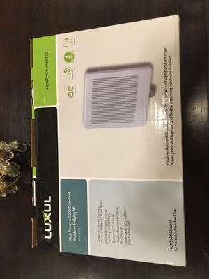 Outdoor WiFi router for Sale in Portland, OR