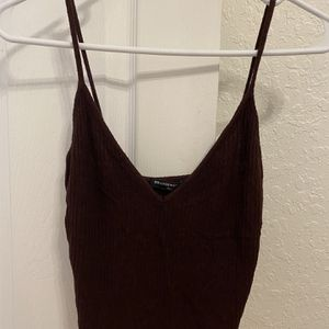 Maroon Brandy Melville Tank for Sale in Hollywood, FL
