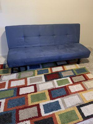 Blue Twin Futon for Sale in Chandler, AZ