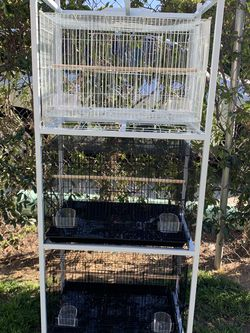 Bird Stand And Cages for Sale in West Covina,  CA