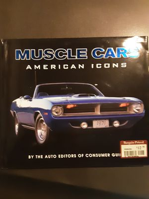 Muscle car America icons for Sale in Lake Stevens, WA