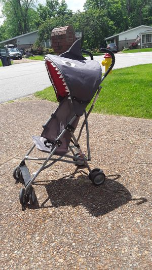 Baby shark stroller for Sale in St. Louis, MO