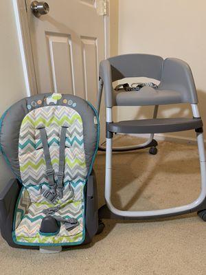 Ingenuity SmartClean Trio Elite 3-in-1 High Chair for Sale in Alexandria, VA