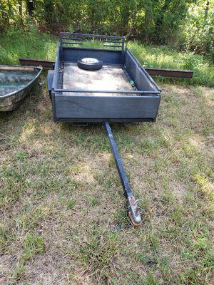 5 x 8 dump utility trailer for Sale in Triangle, VA