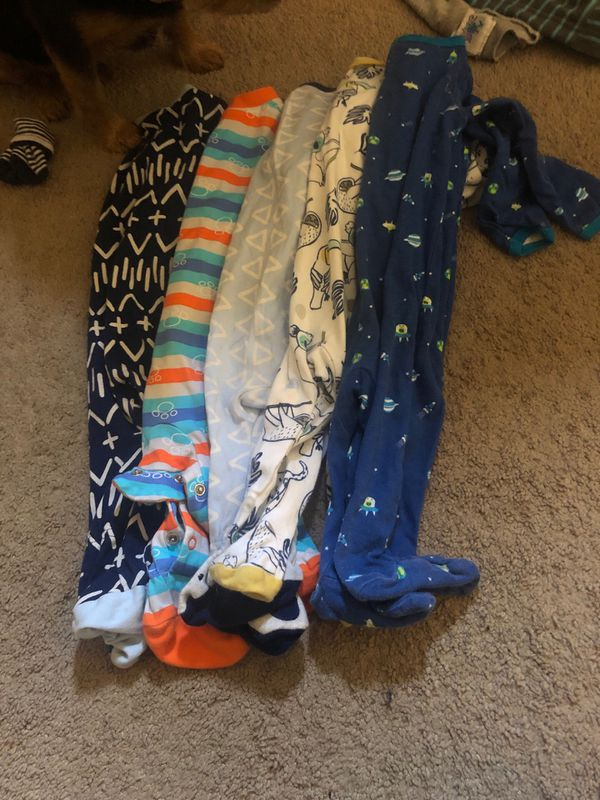 Baby Boys P.J. Sizes 3 months to Size 6 Months