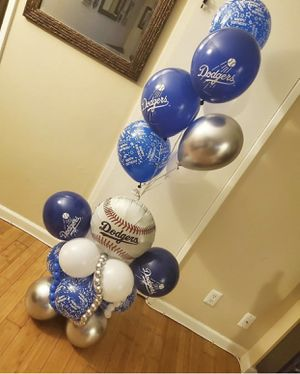 Birthday Balloon Bouquet for Sale in Los Angeles, CA