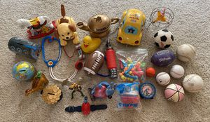 Toys, Balls and Banks EVERYTHING FOR for Sale in Carmichael, CA