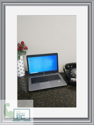 HP Elitebook 840 G3 8gb ram and 256SSD. for Sale in Chandler, AZ