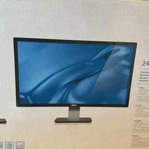 "Dell Monitor 24"" for Sale in Fife, WA"