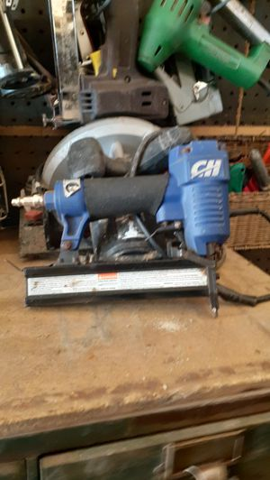 Chicago brand air nailer for Sale in Bakersfield, CA
