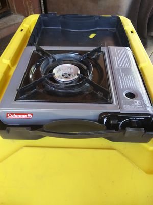 Coleman camp stove for Sale in Payson, AZ