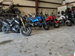 2019 125cc Icebear Hellcat's for Sale in San Marcos, TX