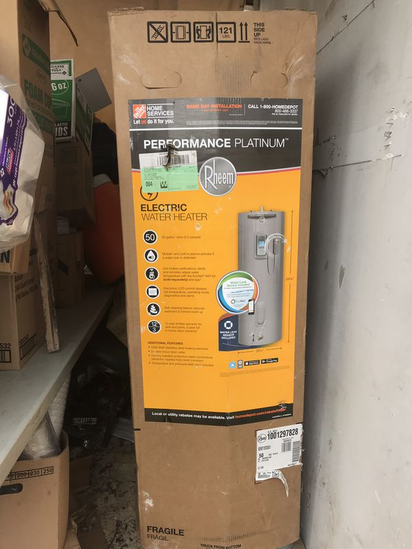 Water heater , Electric $185. Each for sale never use