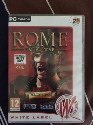 Rome Total War CD for PC for Sale in Mount Prospect, IL