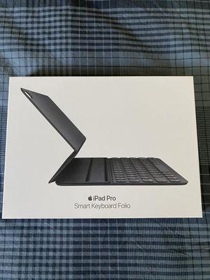 iPad Pro Smart Keyboard Folio - 11 inch for Sale in Southfield, MI