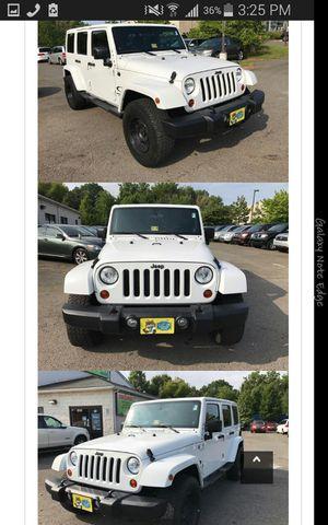 2011 jeep wrangler Sharra 4x4 for Sale in Manassas, VA