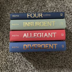 Full Divergent Book Series for Sale in North Las Vegas,  NV