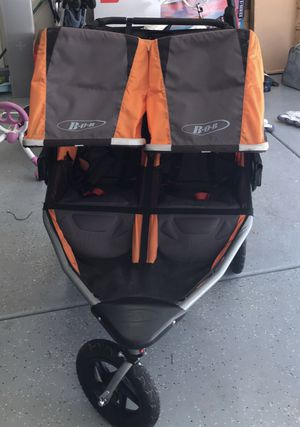 Bob double stroller for Sale in Chandler, AZ