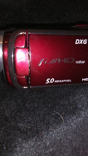 Dxg pro gear camera for Sale in West Sacramento, CA
