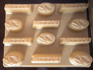 University of Missouri Jello Molds for Sale in Centreville, VA