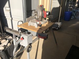 "Miter saw 10"" Craftsman for Sale in Corona, CA"