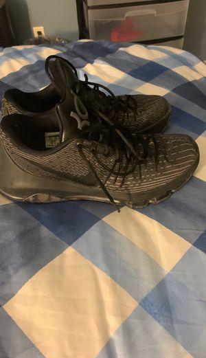 Nike Kd 8 low top basketball shoes size 10.5 for Sale in Winston-Salem, NC