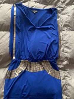 Blue Bebe Dress for Sale in Morton,  IL