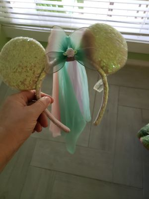 Mickey mouse ears from Walt Disney World park. for Sale in NEW PRT RCHY, FL