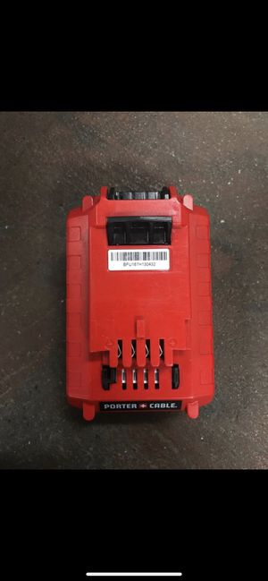 Porter Cable 20v Lithium Battery for Sale in Tacoma, WA