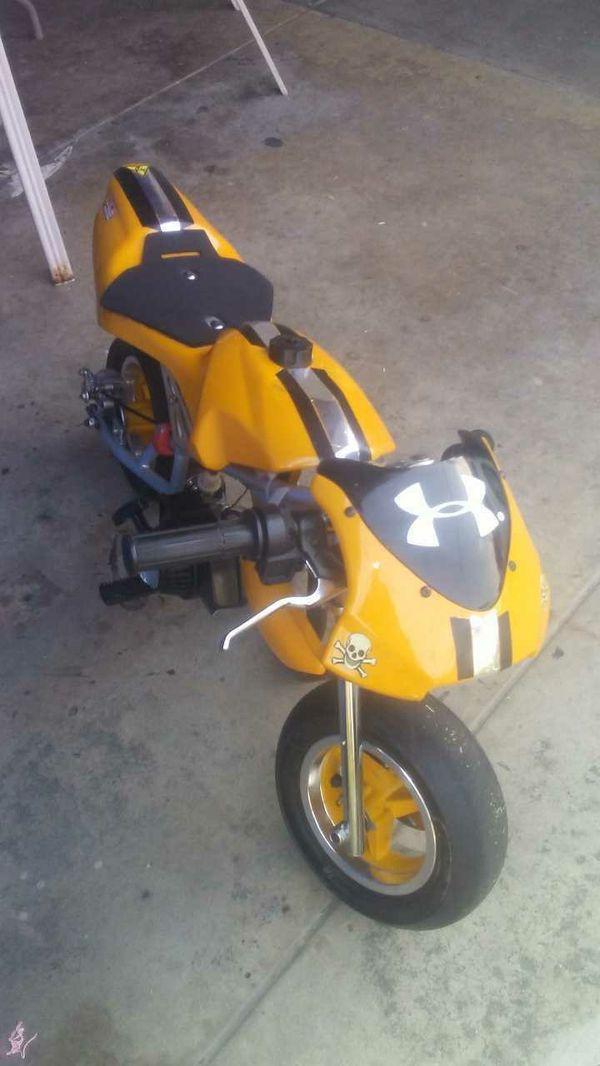 Mini Racing Bike