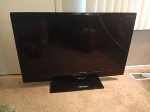 Curtis 40 inch flat screen tv for Sale in Gibraltar, MI