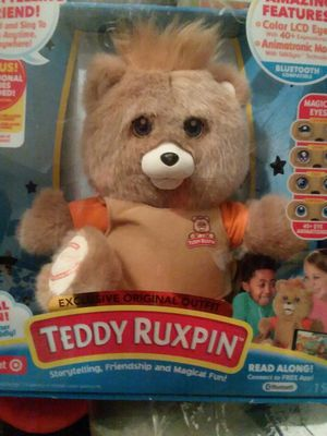 Teddy Ruxpin Storytelling, Friendship and Magical fun Bear for Sale in Goose Creek, SC
